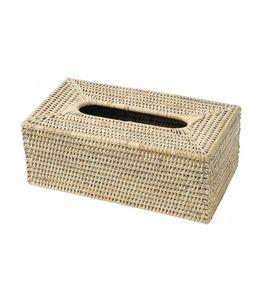 ROTIN ET OSIER -  - Tissues Box Cover