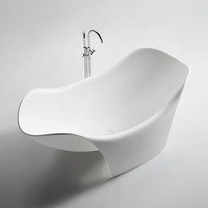 BELLA STONE -  - Freestanding Bathtub