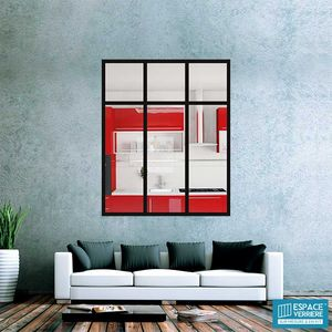 ESPACE VERRIERE -  - Glass Walls For Interiors