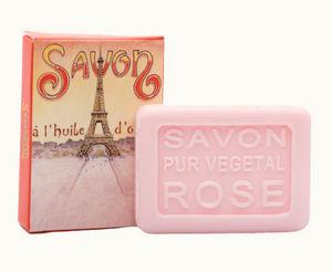 LA SAVONNERIE DE NYONS - invité la tour eiffel - Bathroom Soap