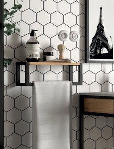 CasaLux Home Design -  - Bathroom Shelf