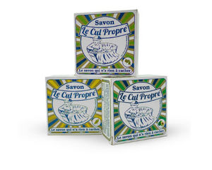 BIOM PARIS - pack 3 savons - Natural Soap