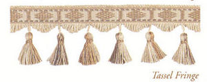 Colefax And Fowler -  - Tassel Fringe