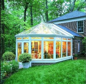 Four Seasons Sun Rooms -  - Conservatory