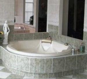 Sedime -  - Corner Bath