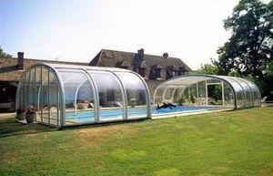 Snsas Swim All Seasons -  - High Telescopic Pool Cover