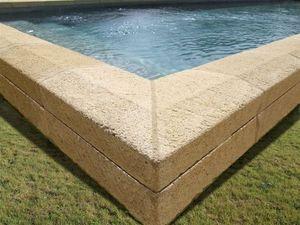 Rouviere Collection - dallage-margelle de piscine - Pool Border Tile
