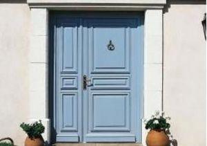Profession Menuisier -  - Entrance Door