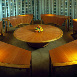 Martin Grierson Furniture -  - Meeting Table