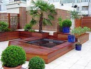Jardin Creation -  - Landscaped Garden