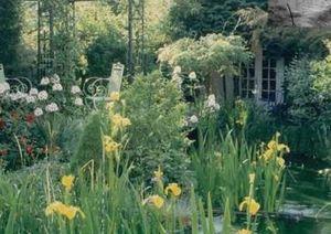 Guy Laine -  - Landscaped Garden