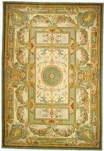 Tapisseries De France - savonnerie / renaissance - Classical Rug