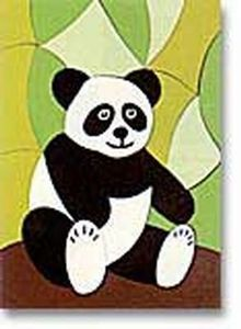 Sentosphere - panda - Child Puzzle