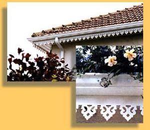 Gouttiere Alu Systeme -   - Decorative Roofline Frieze