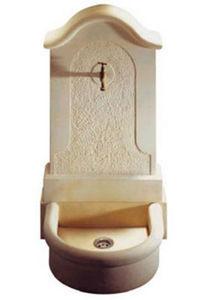 PIERRES -  - Wall Fountain