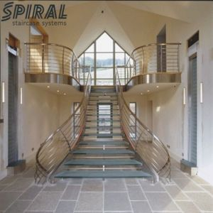 Lewes Design Contracts -  - Straight Staircase