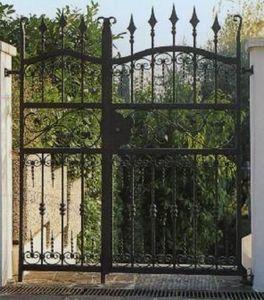 LA METALLERIE -  - Entrance Gate
