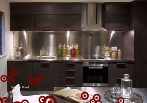 TARGET LIVING -  - Interior Decoration Plan Kitchen