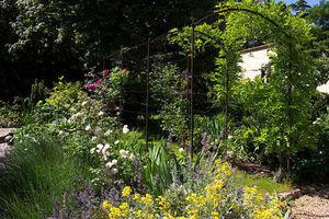 NATHALIE PAYENS -  - Landscaped Garden