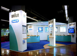 EVENT EXPO -  - Booth