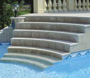 Marbrerie Des Yvelines -  - Pool Stair