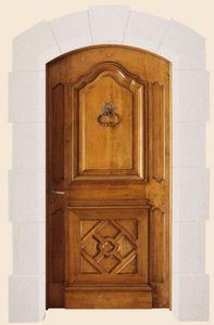 Ebenisterie D'art Bertoli - castel - Entrance Door