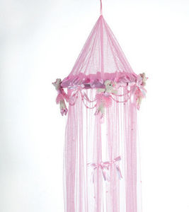 Crib canopy