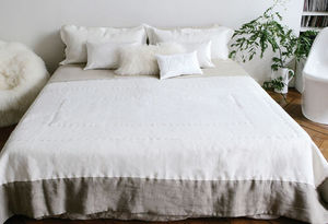 Maison De Vacances - edredon basic - Bedspread