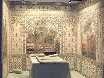 Iksel - bikaner bagh - Decorative Panel
