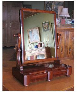 FABERT ET RAOULT -  - Full Length Mirror