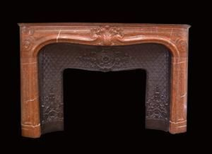 Abj Cheminees Anciennes -  - Open Fireplace