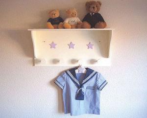 GRIS ALBA DECORACION -  - Children's Clothes Hook