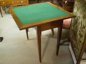 Robert Mure -  - Games Table