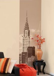 DECLIK - city - Single Strip Of Wallpaper