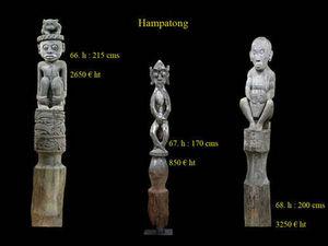 Timor -  - Statue