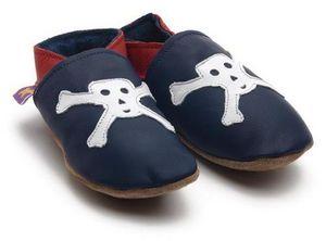 Starchild - jolly roger - Children's Slippers