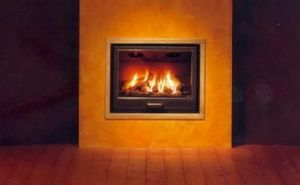 Delplan -   - Fireplace Insert