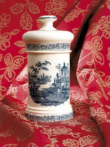 La Cartuja De Sevilla - azul - Apothecary Jar