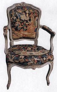 AIX-EN-PROVENCE ANTIQUITES -  - Cabriolet Chair