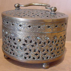 ANTIQUATED -  - Incense Burner