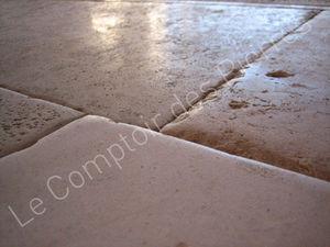 Le Comptoir des Pierres - vieille dalle de bourgogne - Stone Tile