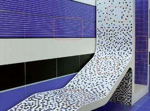 Land Porcelanico -  - Mosaic Tile Wall