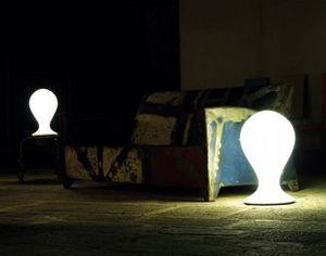 SERA - pietra di luna - Decorative Illuminated Object