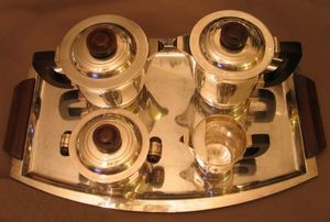 Diane Grant Gallery -  - Coffee Service