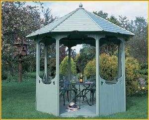 Jardins Divers -  - Pavilion