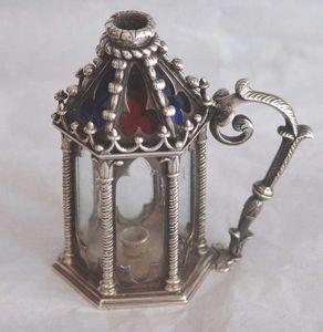 Dario Ghio Antiquites -  - Candle Holder