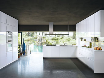 Snaidero - orange - Modern Kitchen