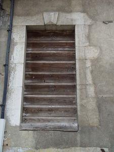Antiques Forain -  - Door Frame