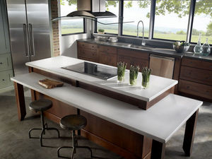 SILESTONE COSENTINO - eco polar cap - Kitchen Worktop