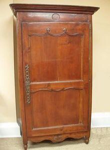 Jacque's Antiques -  - Bonnetiere Cupboard